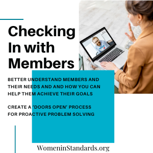Checking In with Members